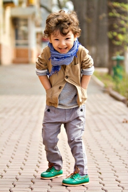 Little Boy Style Stylegirlme